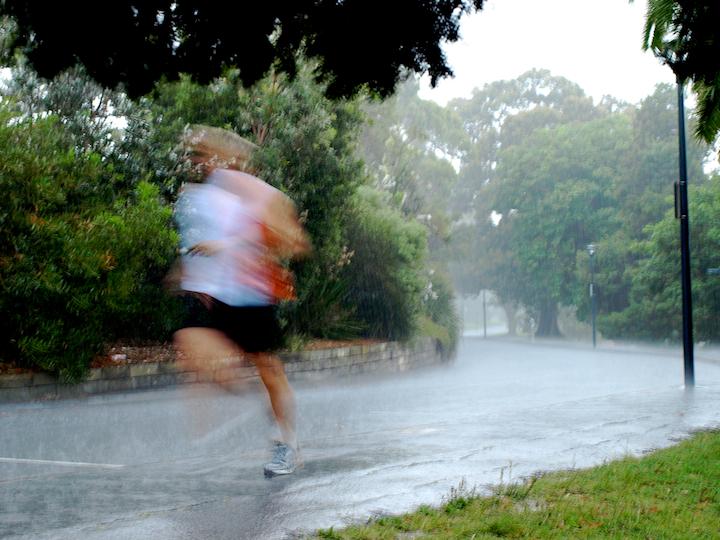 A Wet Runner
