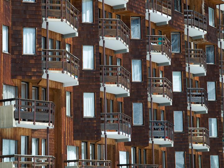 Avoriaz Apartments
