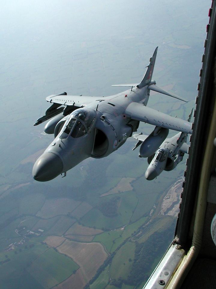 Sea Harriers