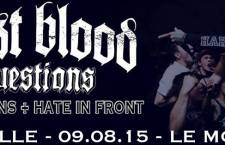 [PREVIEW] FIRST BLOOD – QUESTIONS- EIGHT SINS – HATE IN FRONT / 09.08.18 / Le Molotov /Marseille (13)
