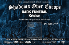 [PREVIEW] DARK FUNERAL+ KRISIUN – 23.10 – Le Moulin – Marseille ( 13)