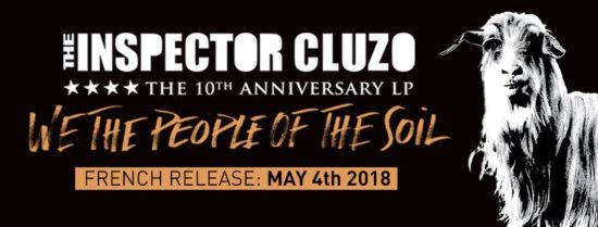 [PREVIEW] THE INSPECTOR CLUZO + THE HOST – 04.10 – Le Moulin –  Marseille (13)