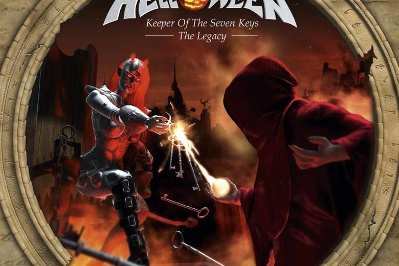 HELLOWEEN – Keeper of The Seven Keys The Legacy