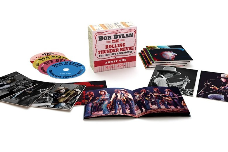 BOB DYLAN – The Rollin Thunder Revue