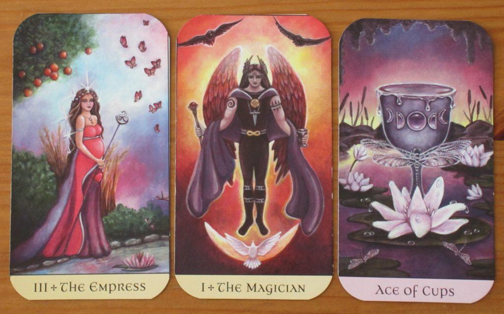 tarot reading crystal visions