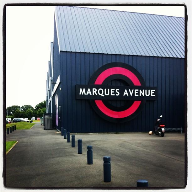 Marques avenue Cholet