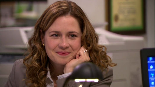Jenna Fischer Acting Advice