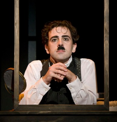 Rob McClure as Chaplin Limelight