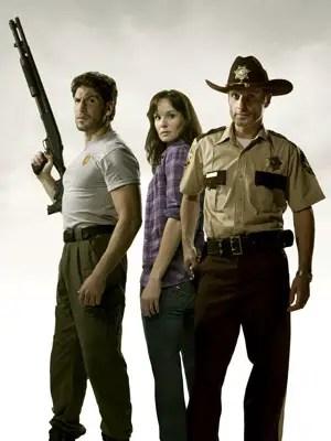 The Walking Dead - Andrew Lincoln, John Bernthal, Sarah Wayne Callies