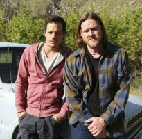 Michael Raymond-James and Donal Logue Terriers