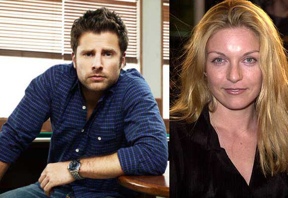 James-Roday-Sheryl-Lee-Psych-Twin-Peaks