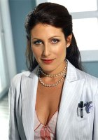 Actress Lisa Edelstein Dr.-Cuddy-House-M.D