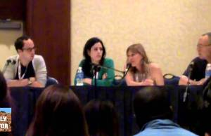 The Comic-Con Casting Director Panel Featuring Randi Hiller, Lora Kennedy, Sharon Bialy, Roger Mussenden & David Rapaport
