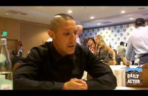 "Interview: Theo Rossi on 'Sons of Anarchy', Playing Juice and Wanting to Show to ""Run Forever"""