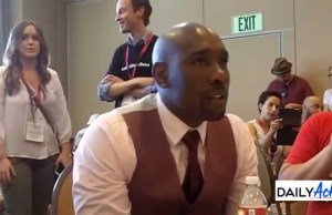 Morris Chestnut on 'Legends', His Character and Filming in LA (video)