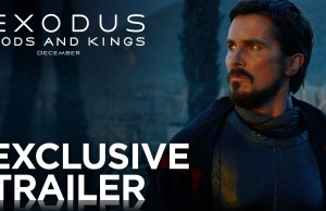 Trailer: EXODUS: GODS AND KINGS! Starring Christian Bale & Joel Edgerton