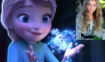 Frozen Actress Voiceover
