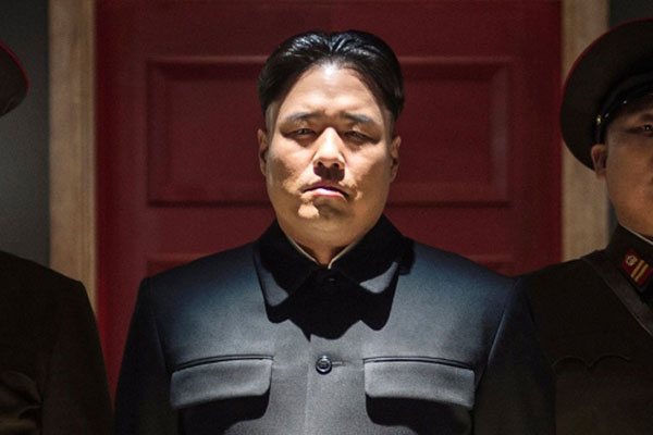 randall park on playing kim jong