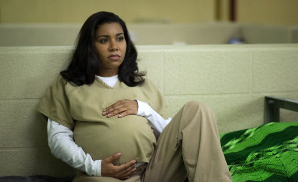 Jessica Pimentel as Maria in Orange is the New Black