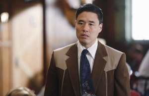 Randall Park in Fresh Off the Boat