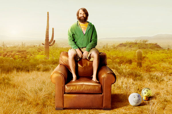 Will Forte in The Last Man on Earth