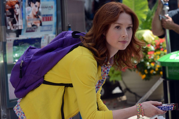 Ellie Kemper in The Unbreakable Kimmy Schmidt