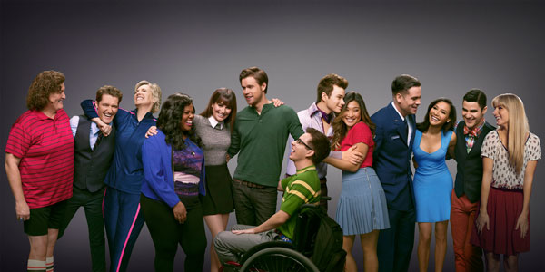 Glee Season Finale Cast