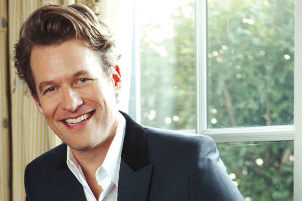 James Tupper Interview