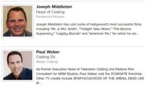 SXSW Casting Directors Panel