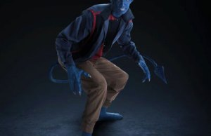 Kodi Smit-McPhee as Nightcrawler