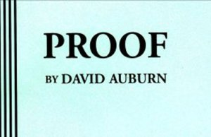 Proof Catherine Monologue David Auburn