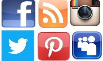 Actors social media