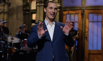 Matthew McConaughey on SNL