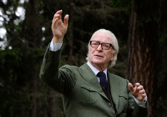 Michael Caine in Youth
