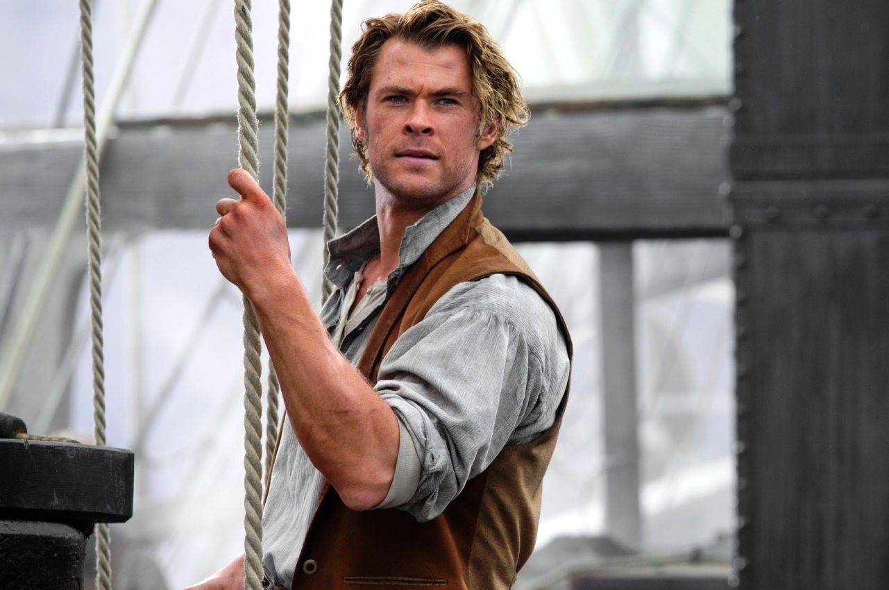 Chris Hemsworth on His Weight Loss for In the Heart of