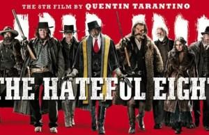 Quentin Tarantino's screenplay, The Hateful Eight