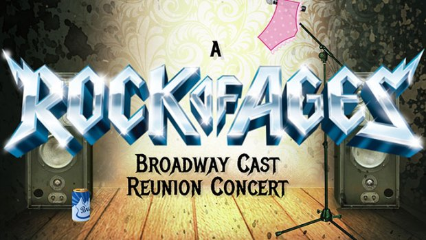 Rock of Ages Broadway Cast Reunion Concert