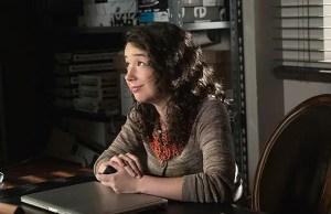 Actress Sarah Steele