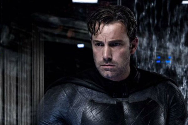 Ben Affleck in Batman v Superman: Dawn of Justice'