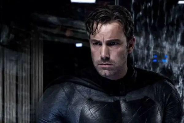 Ben Affleck in Batman v Superman: Dawn of Justice'