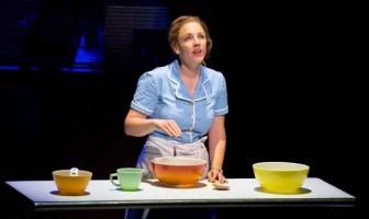 Jessie Mueller in 'Waitress' on Broadway