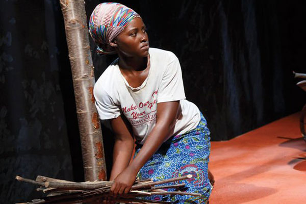 Lupita Nyong'o in 'Eclipsed'