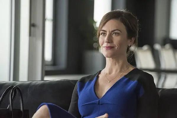 Maggie Siff in Billions