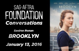 Watch: A Conversation with Saoirse Ronan of 'Brooklyn'