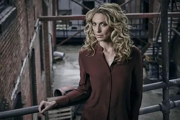 Claudia Black Containment Interview