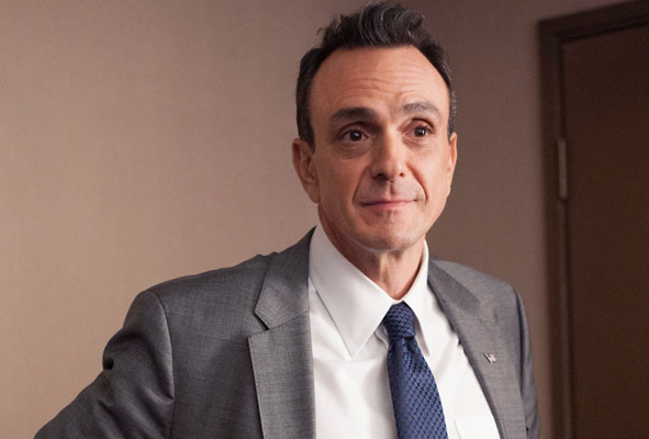 Hank Azaria in Ray Donovan