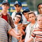 A monologue from the movie, 'The Sandlot'