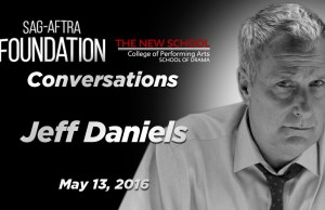 Watch: SAG Conversations with Jeff Daniels