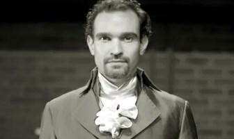 Javier Muñoz as Hamilton