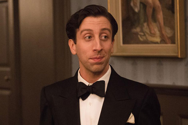 Simon Helberg on His Florence Foster Jenkins Role Im